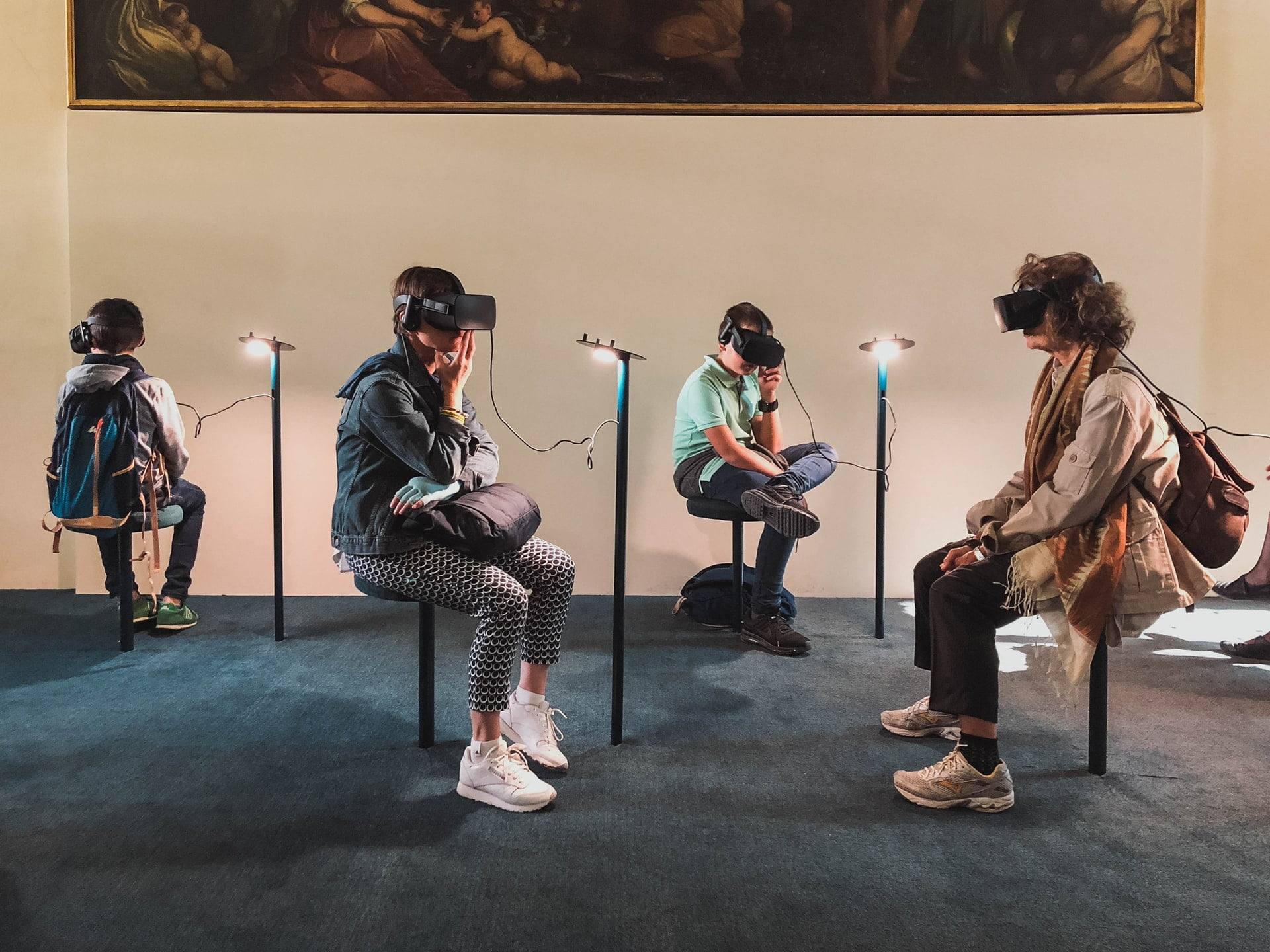 VR party