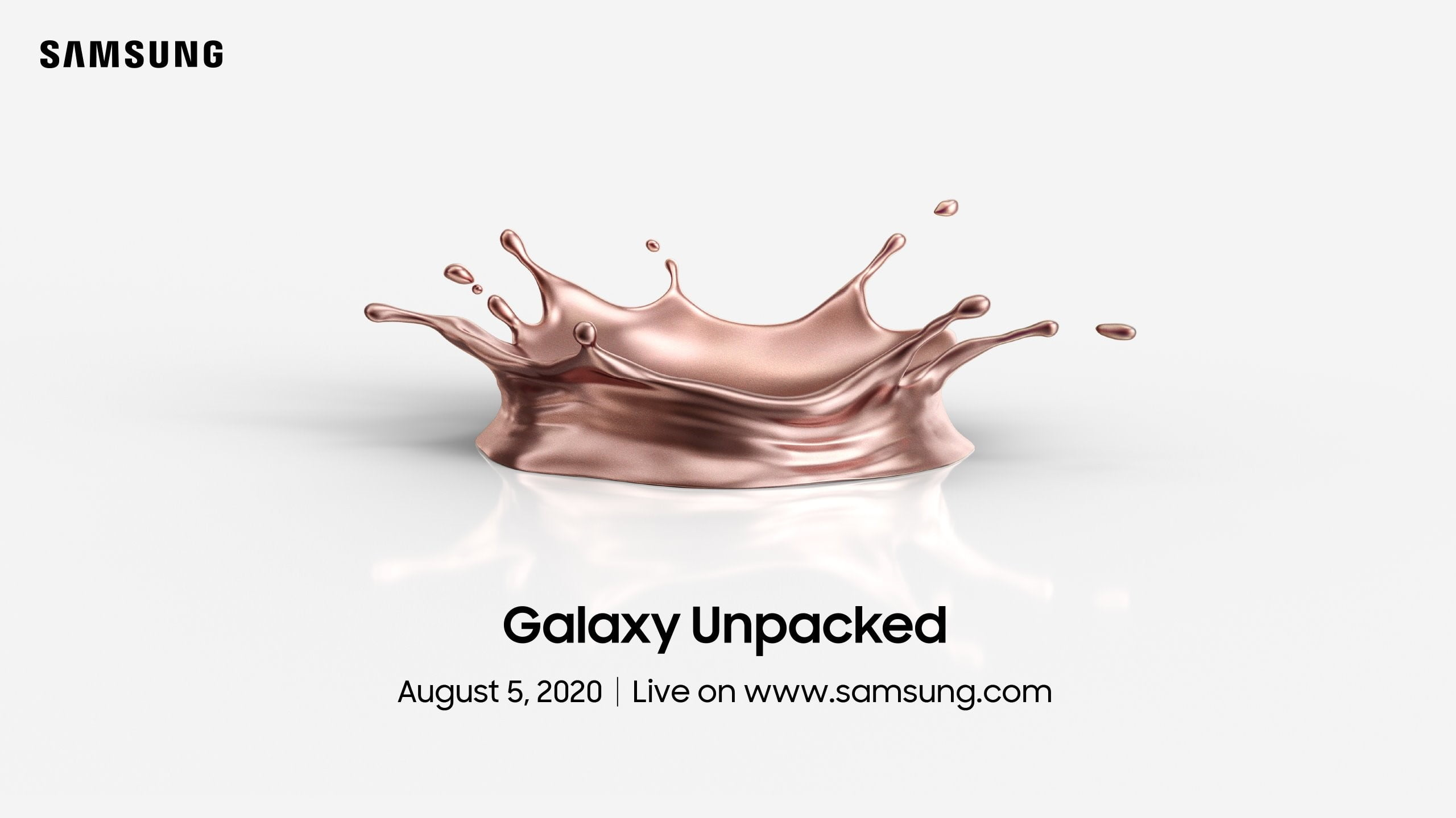 Samsung confirms Galaxy Note event on August 5th
