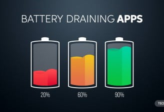 battery draining apps