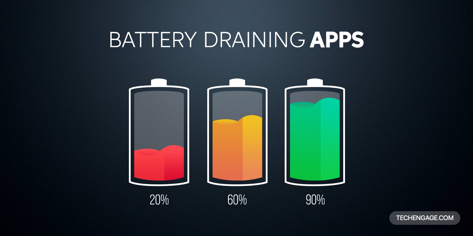 Top 10 battery draining apps to avoid 2021