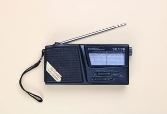 A photo of AM Radio