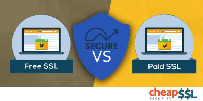 free vs paid ssl certificate