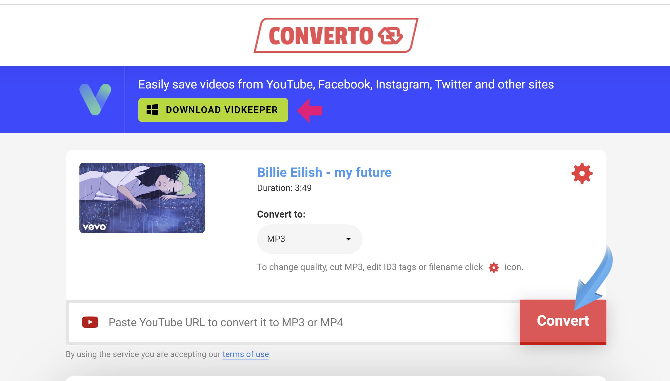 Converto video converter