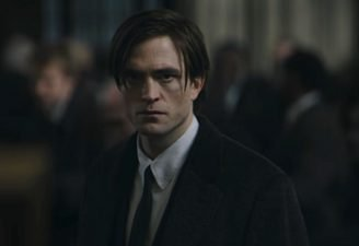 Robert Pattinson in The Batman teaser trailer
