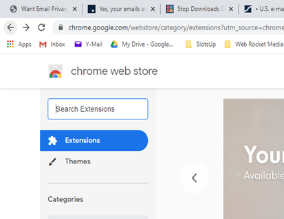 chrome webstore screenshot