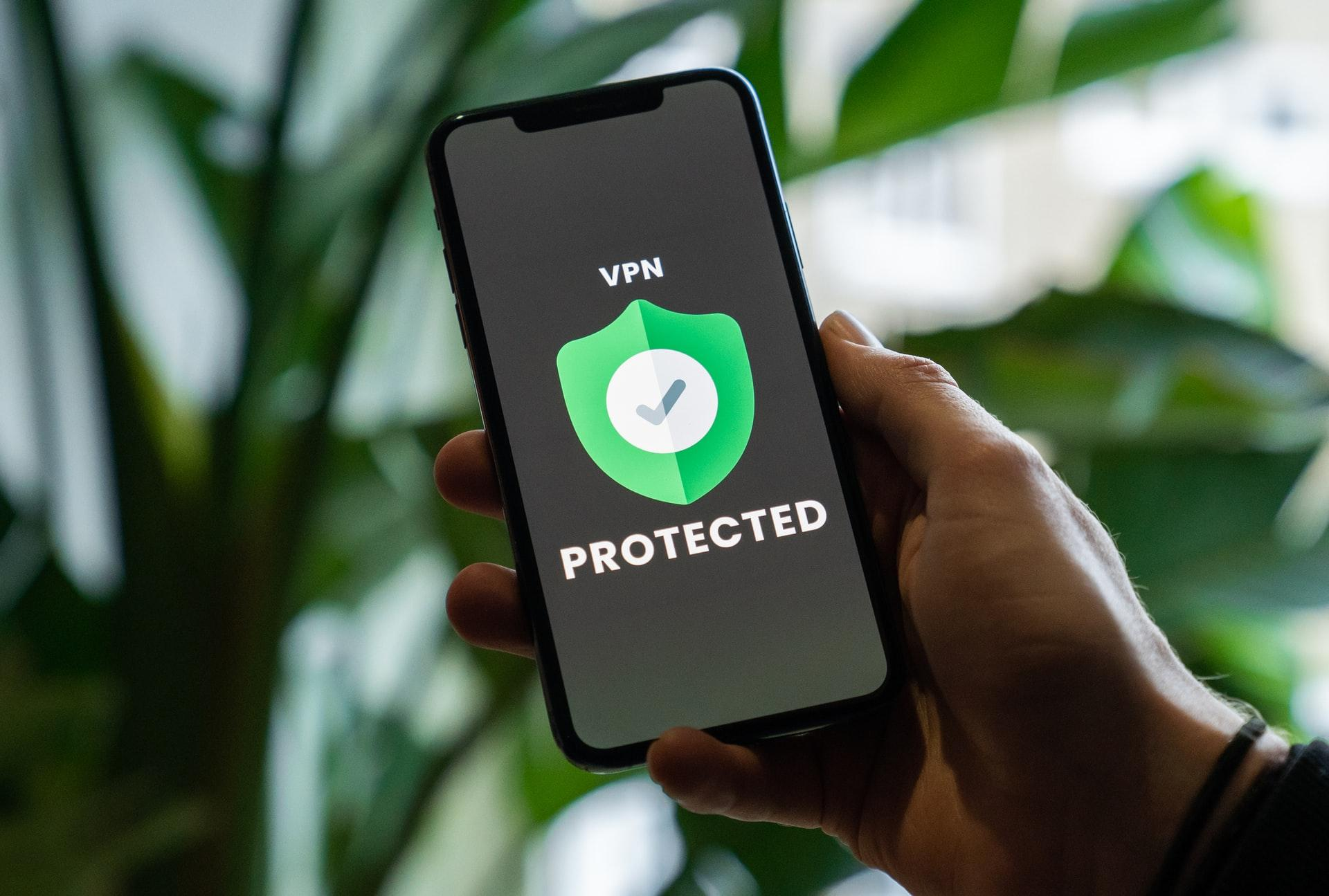 How does a VPN protect user privacy and anonymity?