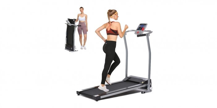 Aceshin Folding Treadmill Electric Running Machine