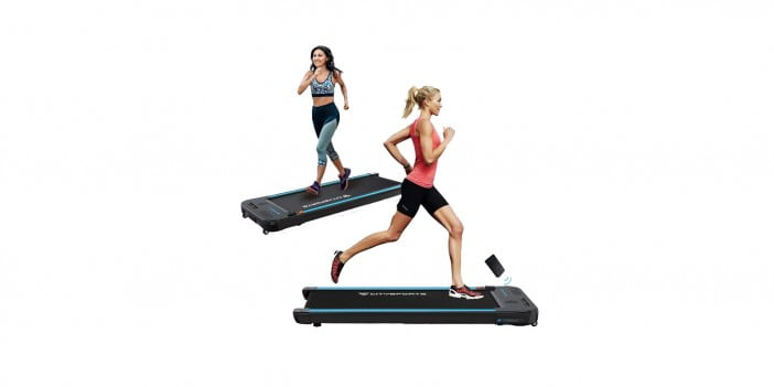 CITYSPORTS Treadmills for Home, Under Desk Treadmill Walking Pad Treadmill