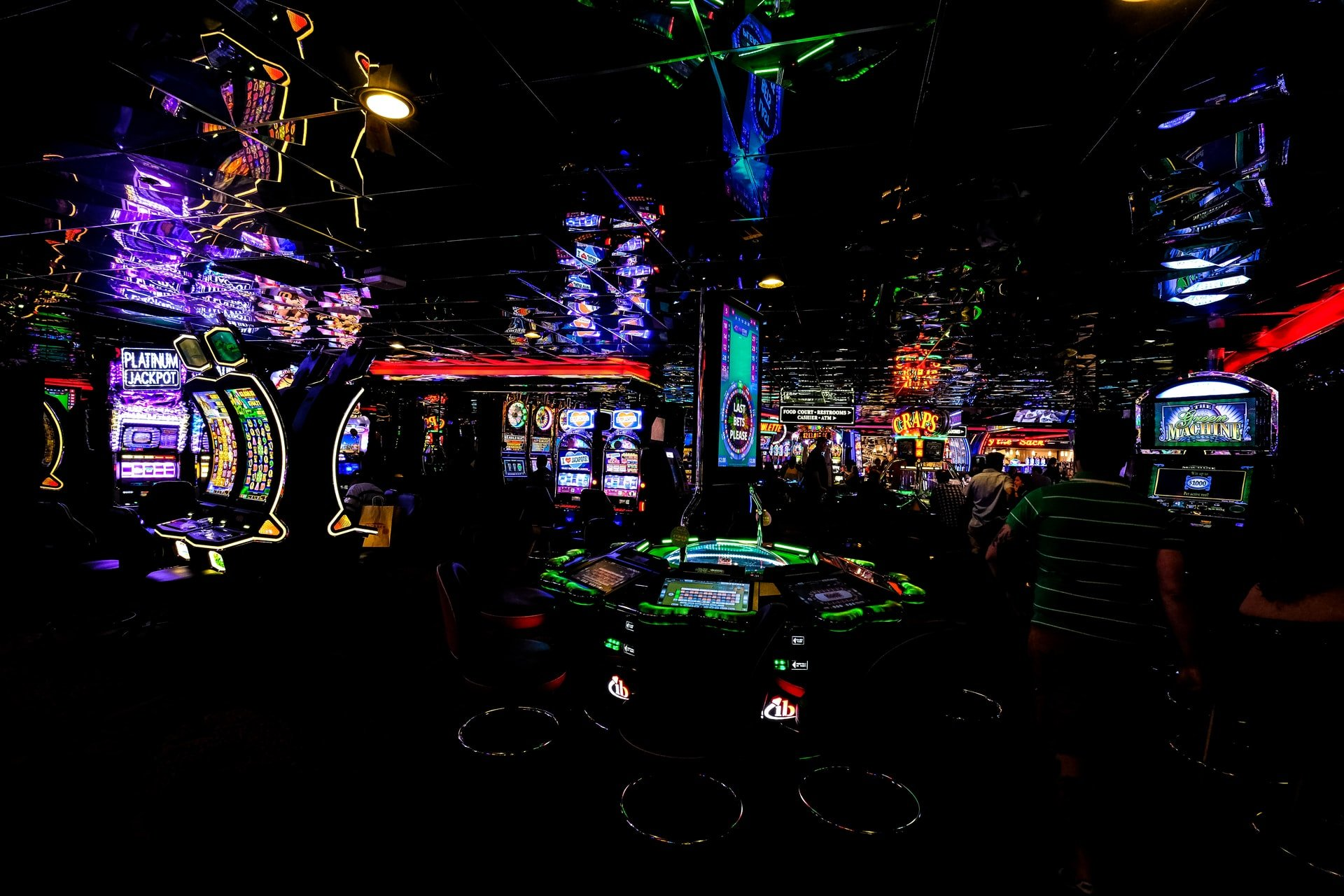 Tech behind live casino games