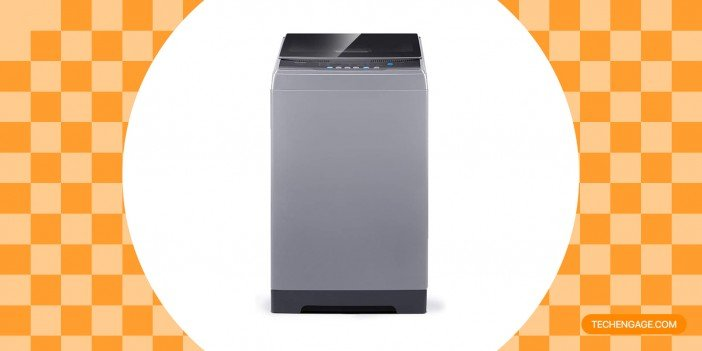 OMFEE' 1.6 Cu.ft Portable Washing Machine