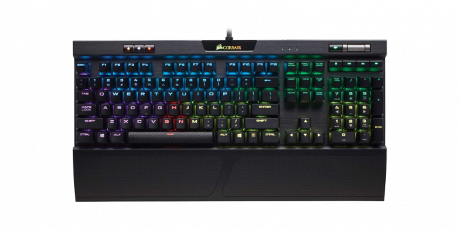 Image of Corsair-K70-RGB Keyboard