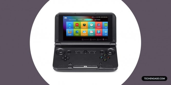 An Image of GPD XD Plus handheld gaming console 5