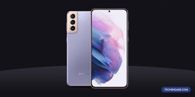 Galaxy S21 Plus Phone