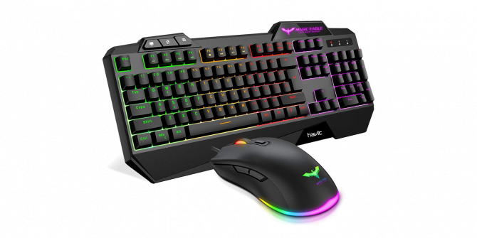 Image of Havit Wired Gaming Keyboard