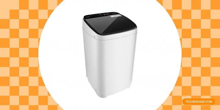 Nictemaw-Portable-Washing-Machine-13lbs Full-Automatic Portable Washer