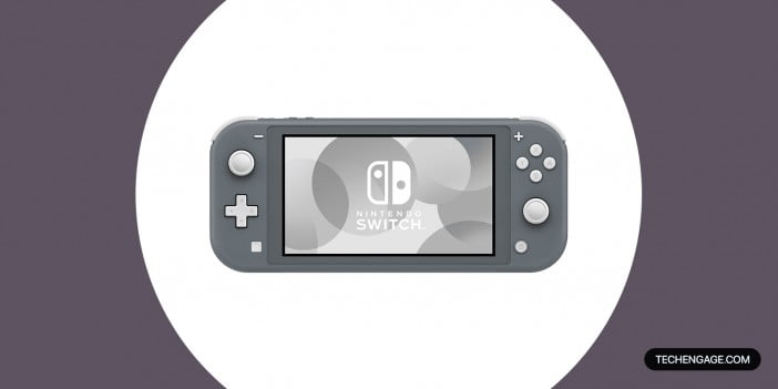 An Image of Nintendo Switch Lite