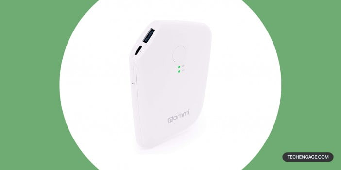 An Image of Nommi-Mobile-Hotspot-Secured-4G-LTE-Unlocked-Wi-Fi-Hotspot-Device