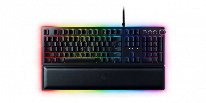 Image of Razer Huntsman ELite Gaming Keyboard