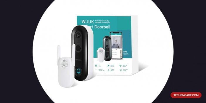 An Image of WUUK Smart Doorbell