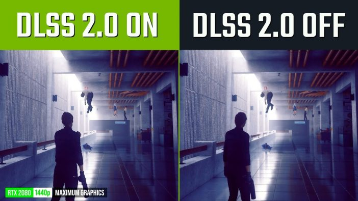 Control DLSS 2.0 On vs. Off (Performance and Graphics Comparison) - YouTube
