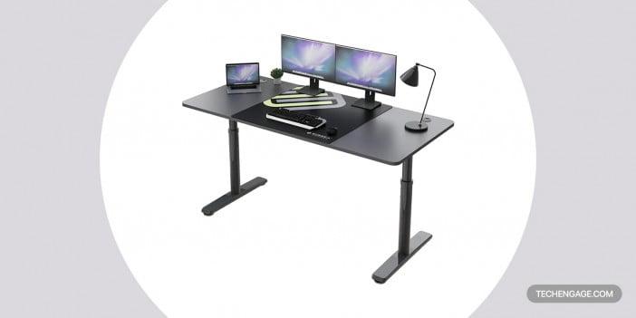 Eureka Ergonomic Computer Desk, 60