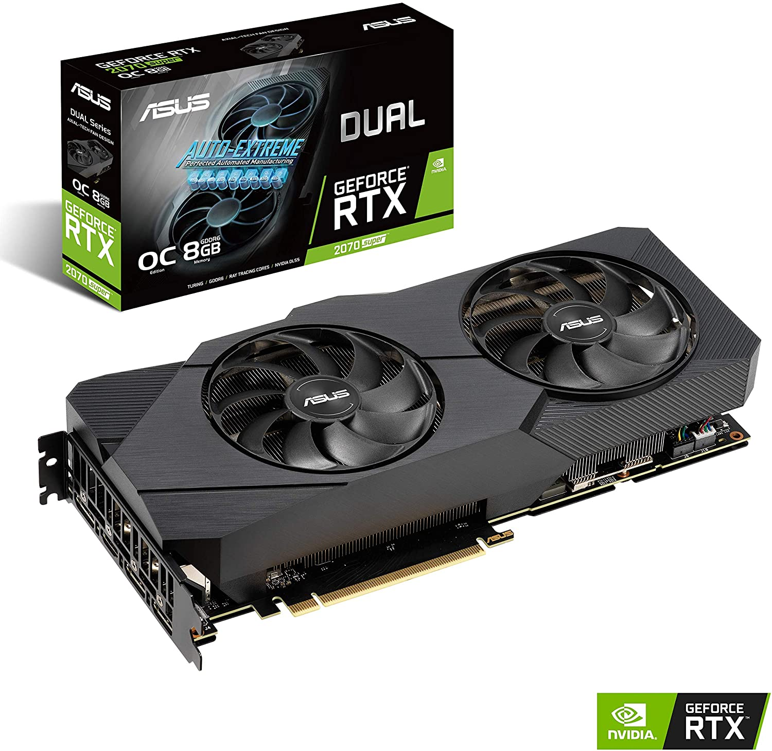Nvidia RTX 2070 Super by ASUS