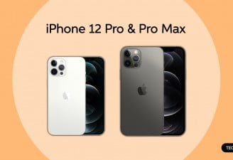 iPhone 12 Pro and iPhone 12 Pro Max