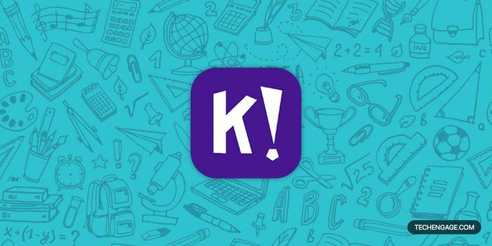 Kahoot app