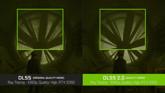 NVIDIA DLSS 2.0: A Big Leap In AI Rendering