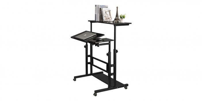 SIDUCAL Mobile Standing Desk