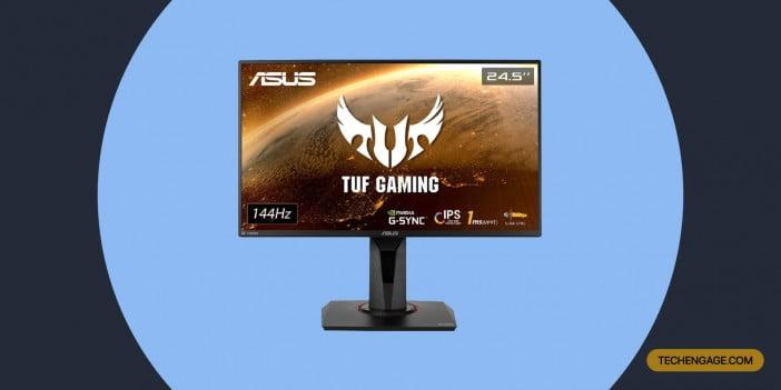 "ASUS VG259Q 24.5"" Gaming Monitor 144Hz"