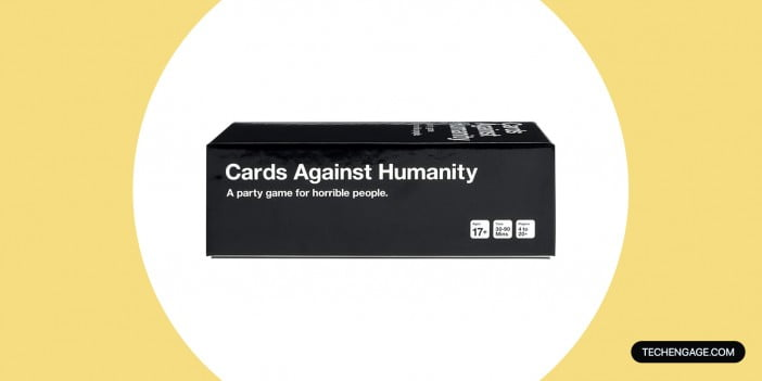 An Image of Cards Against Humanity