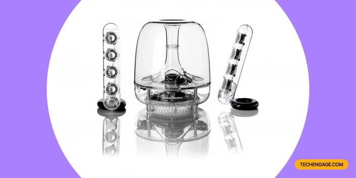 An Image of Harman Kardon SoundSticks III 2.1 Sound System