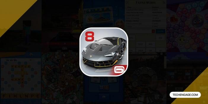 Asphalt 8 -Racing Game
