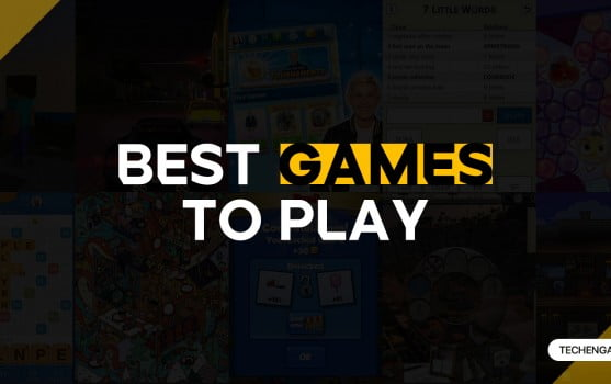 Best Games to Play