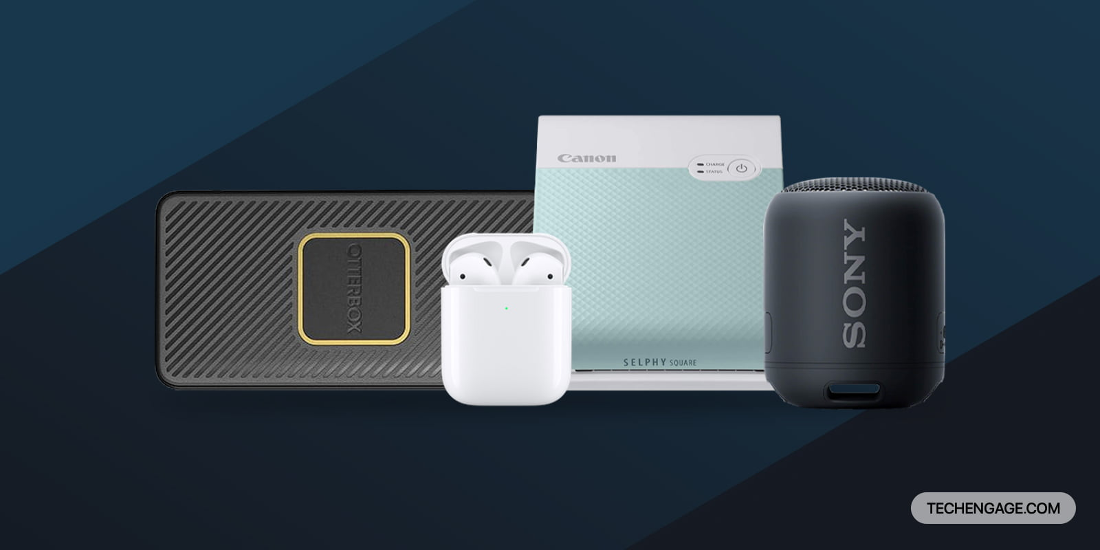 Top tech gifts for your tech-savvy friends