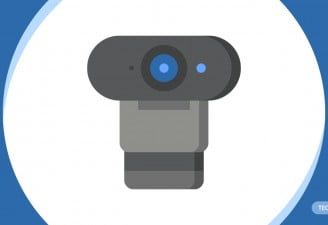 An illustration for best webcams for pc and laptop