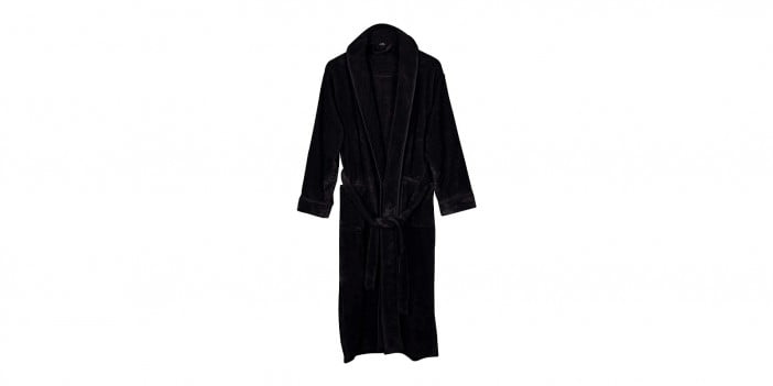 An Image of NY-threads-womens-fleece-bathrobe