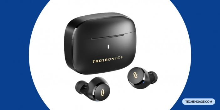 TaoTronics SoundLiberty 97 True Wireless Earbuds with Active Noise Cancellation