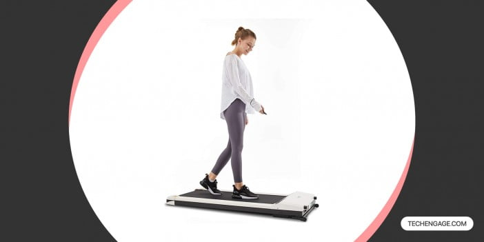 UMAY Portable Treadmill