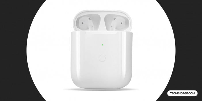 airpods charger and case