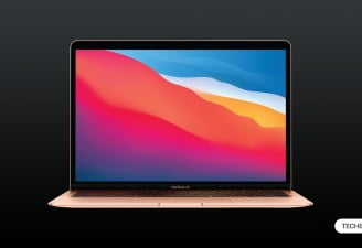 An image of MacBook M1