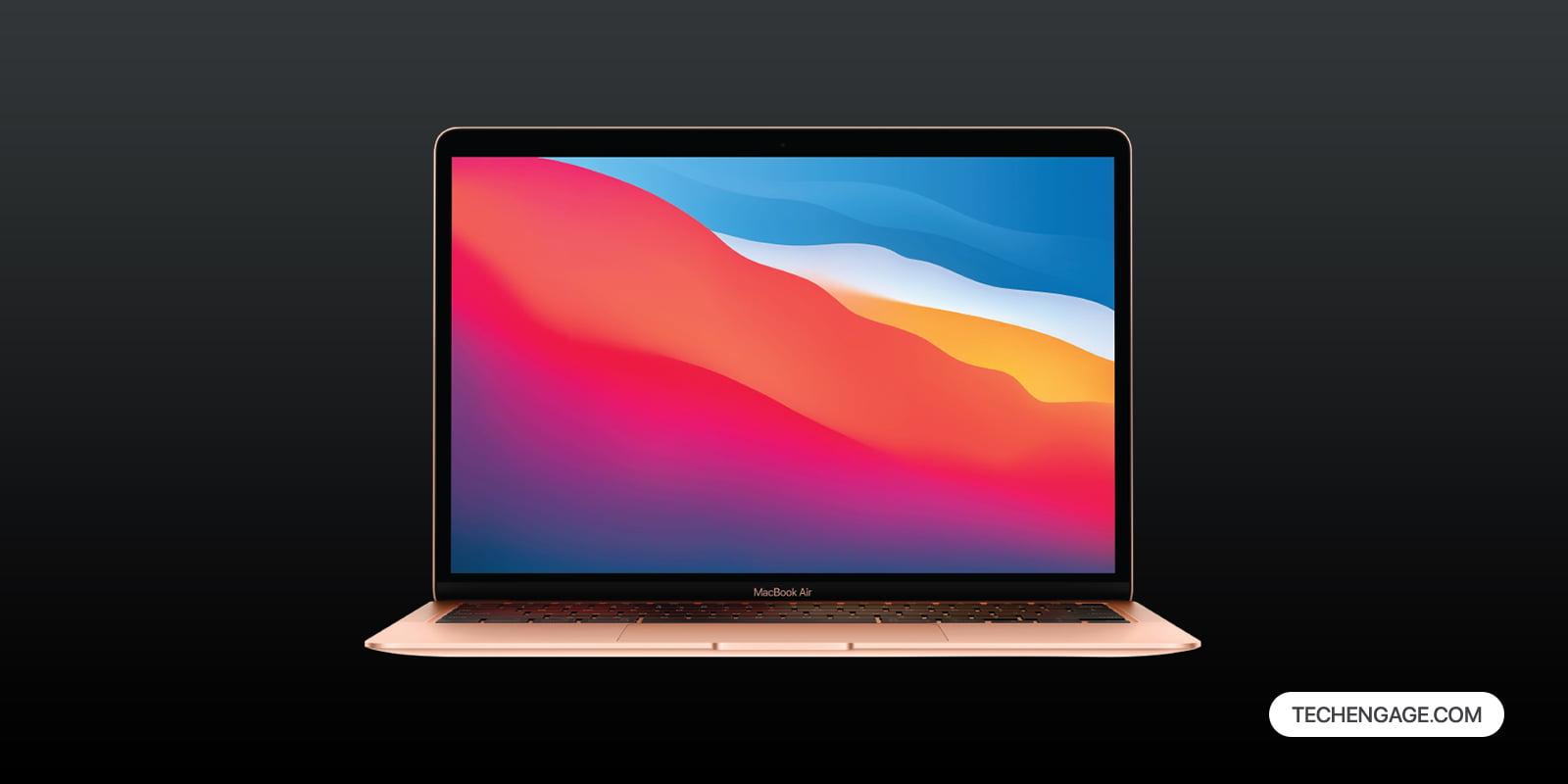 An image of MacBook M1