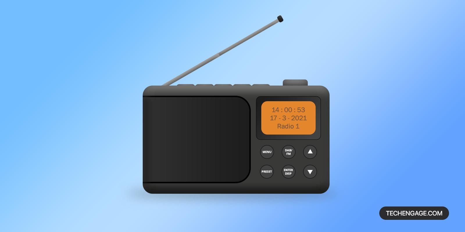 Best FM, HD Radio & DAB Radios 2021