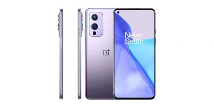 An Image of OnePlus 9