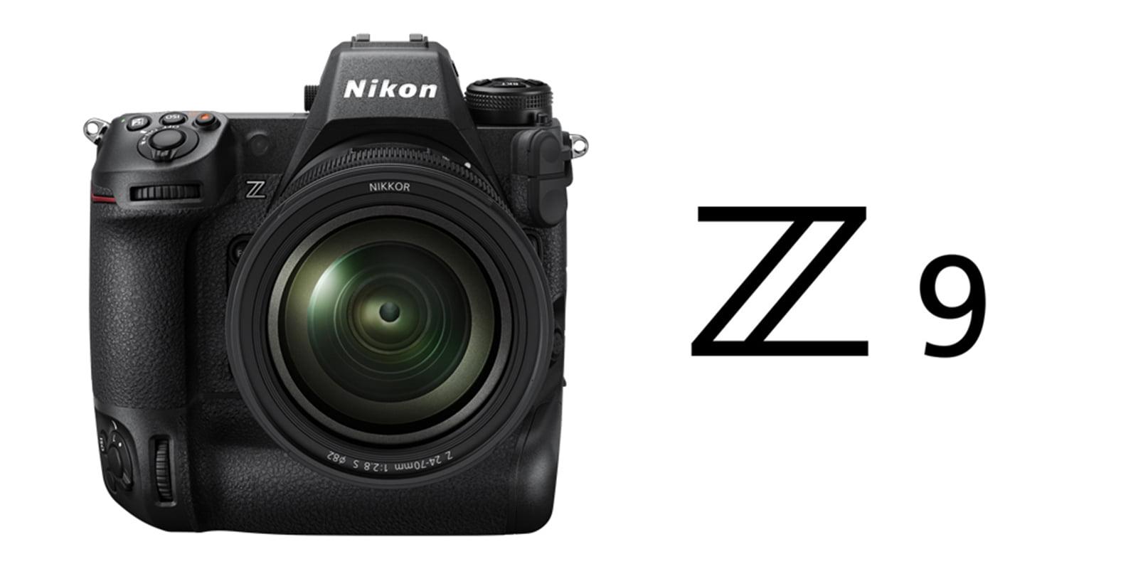 Nikon unveils flagship Z9 mirrorless camera