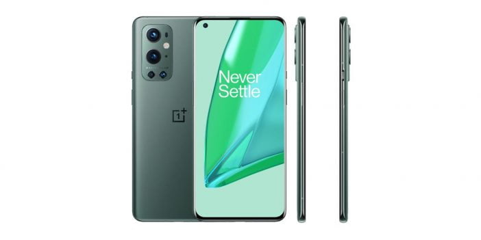 An Image of OnePlus 9 Pro