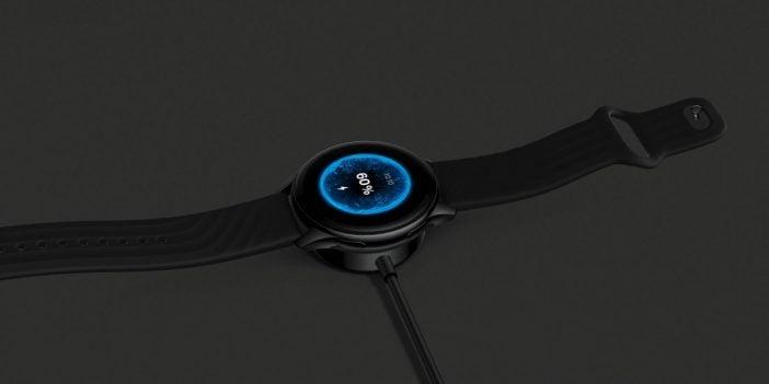 OnePlus Watch charging