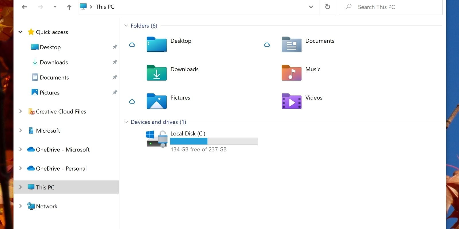 New File Explorer icons are coming to Windows 10