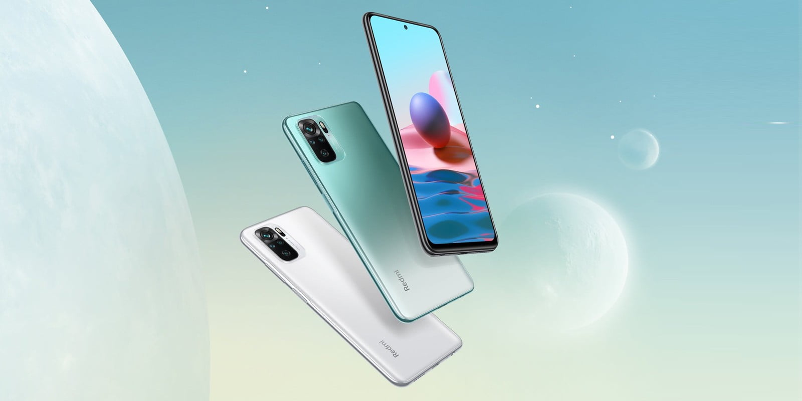 Xiaomi launches Redmi Note 10 series